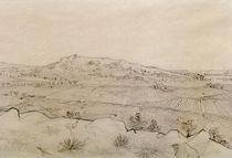 V.v.Gogh, Ansicht der Crau by AKG  Images
