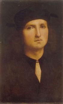 Perugino, Bildnis eines jungen Mannes von AKG  Images