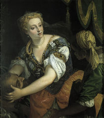 Paolo Veronese, Judith und Holofernes by AKG  Images