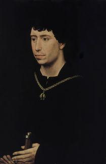 Karl der Kuehne / Gem.v.Rogier v.d.Weyden von AKG  Images