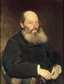 Afanasij Fet Sensin / Repin 1882 von AKG  Images