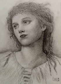 E.Burne Jones, Studie zu Wein der Circe von AKG  Images