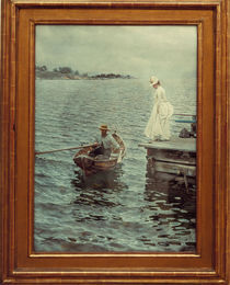 Anders Zorn, Sommerfrische / 1886 by AKG  Images