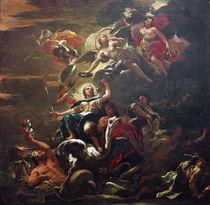 L.Giordano, Allegorie der Gerechtigkeit by AKG  Images