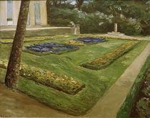 M.Liebermann, Blumenterrasse Wannsee von AKG  Images