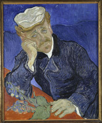 Van Gogh/Bildn. Dr.Gachet Fingerhutzweig by AKG  Images