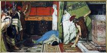 Tod des Caligula / Alma Tadema von AKG  Images