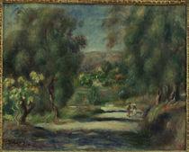 A.Renoir, Paysage de Cagnes by AKG  Images