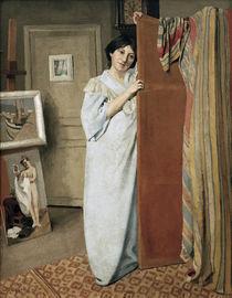 Felix Vallotton, Die Frau des Kuenstlers by AKG  Images