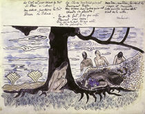 P.Gauguin, Badende by AKG  Images