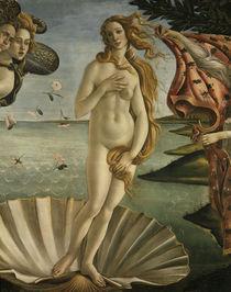 Botticelli,Geburt der Venus / Ausschnitt von AKG  Images