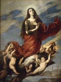 J.de Ribera, Maria Magdalena by AKG  Images