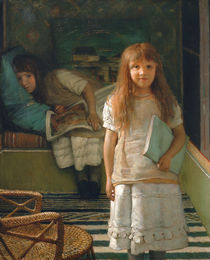 L.Alma Tadema, Laurense u. Anna von AKG  Images