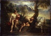 Rubens, Merkur und Argus von AKG  Images