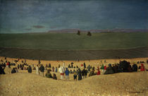 F.Vallotton, Strand bei Honfleur by AKG  Images