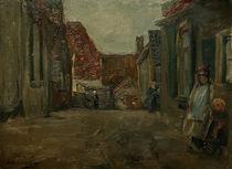 M.Liebermann, Dorfstrasse by AKG  Images