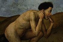 R.v.d.Weyden, Juengst.Gericht, Verdammter by AKG  Images