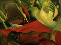 August Macke, Sturm by AKG  Images