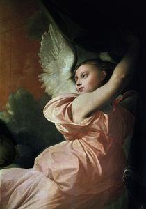 Ingres, Geloebnis Ludwigs XIII., Engel von AKG  Images