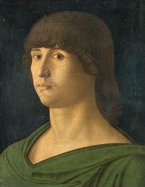 Giov.Bellini, Bildnis junger Mann von AKG  Images