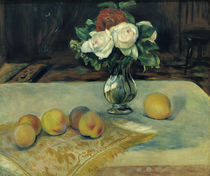Renoir, Stilleben mit Blumenstrauss.... by AKG  Images