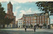 Gleiwitz, Fleischmarkt / Postkarte by AKG  Images