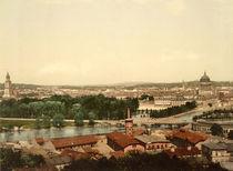 Potsdam, Stadtansicht / Foto 1898 by AKG  Images
