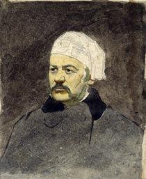Michail I. Glinka / Aquarell v.Repin von AKG  Images