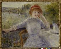 A.Renoire, Alphonsine Fournaise by AKG  Images
