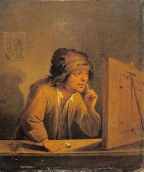 Art des D.Teniers, Der Gesichtssinn by AKG  Images