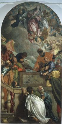 Veronese Werkstatt, Mariae Himmelfahrt von AKG  Images
