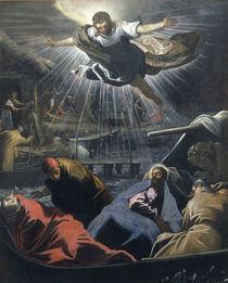 Tintoretto, Traum des Hl.Markus by AKG  Images