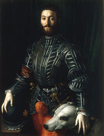 Guidobaldo II. della Rovere / Bronzino von AKG  Images