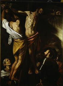 Caravaggio, Kreuzigung des Andreas von AKG  Images