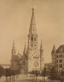 Berlin,Kais.Wilh.Ged.Kirche / Foto Levy von AKG  Images
