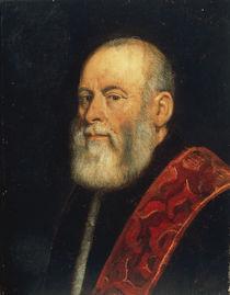 J.Tintoretto Werkstatt, Prokurator by AKG  Images