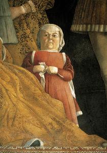 A.Mantegna, Cam.d.Sposi, Hofzwergin von AKG  Images