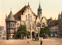 Metz / Porte des Allemands / Photochrom by AKG  Images