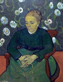 van Gogh, La Berceuse (Augustine Roulin) by AKG  Images