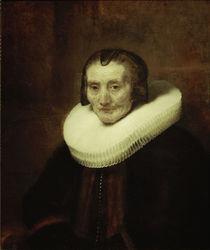 Rembrandt, Margaretha de Geer von AKG  Images