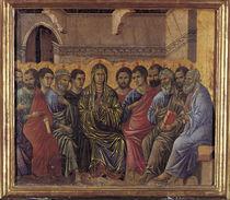 Duccio, Ausgiessung des Hl.Geistes by AKG  Images