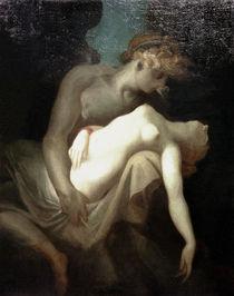 J.H.Fuessli, Amor und Psyche by AKG  Images