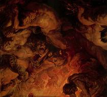 P.P. Rubens, Das Kleine Juengste Gericht by AKG  Images