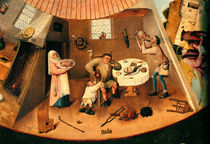 Hieronymus Bosch, Gula by AKG  Images