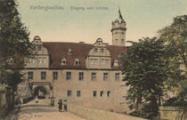 Glauchau, Schloss / Postkarte by AKG  Images