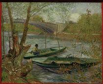 V.v.Gogh, Fischen im Fruehling by AKG  Images