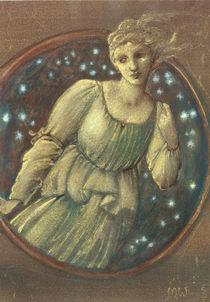 E.Burne Jones, Sternennymphe (Kallisto) von AKG  Images