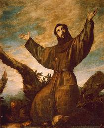 Ribera, Hl. Franziskus by AKG  Images