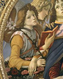 Botticelli, Engelgruppe von AKG  Images