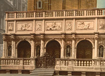 Venedig, Loggetta / Photochrom by AKG  Images